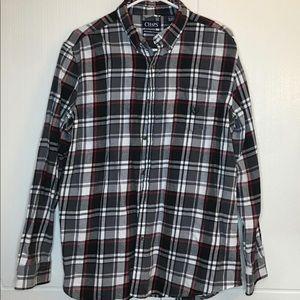 Chaps Ralph Lauren Flannel shirt Size XL